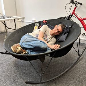 Never Heard of Moon Chairs? Here's What You Need to Know