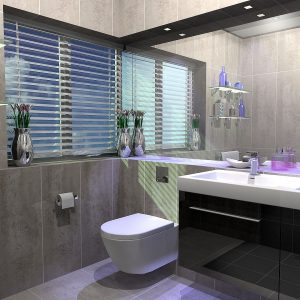Using Bathroom Fitters While Constructing Your Home