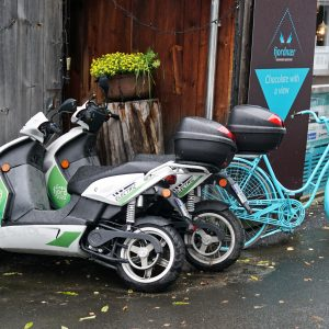 Why Electric Scooters Are Good For The Environment