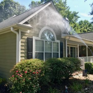 How Pressure Washing Can Reduce Allergic Reactions