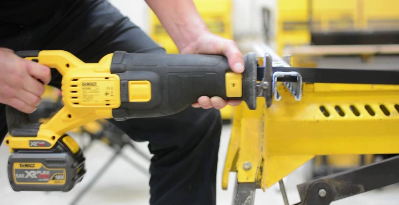 Benefits of Reciprocating Saws