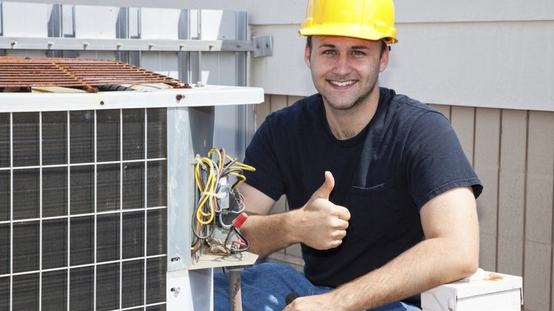 Benefits of Going to HVAC Repairing Services