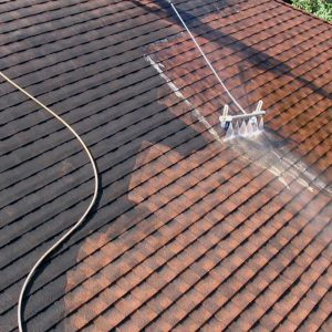 Making Pressure Washing Easier
