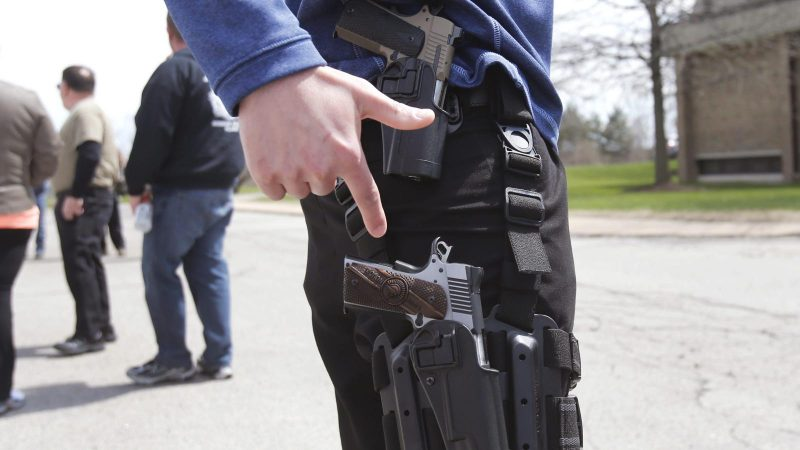 Things You Should Know Before Carrying Concealed