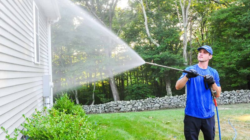 Things You Should Avoid Pressure Washing