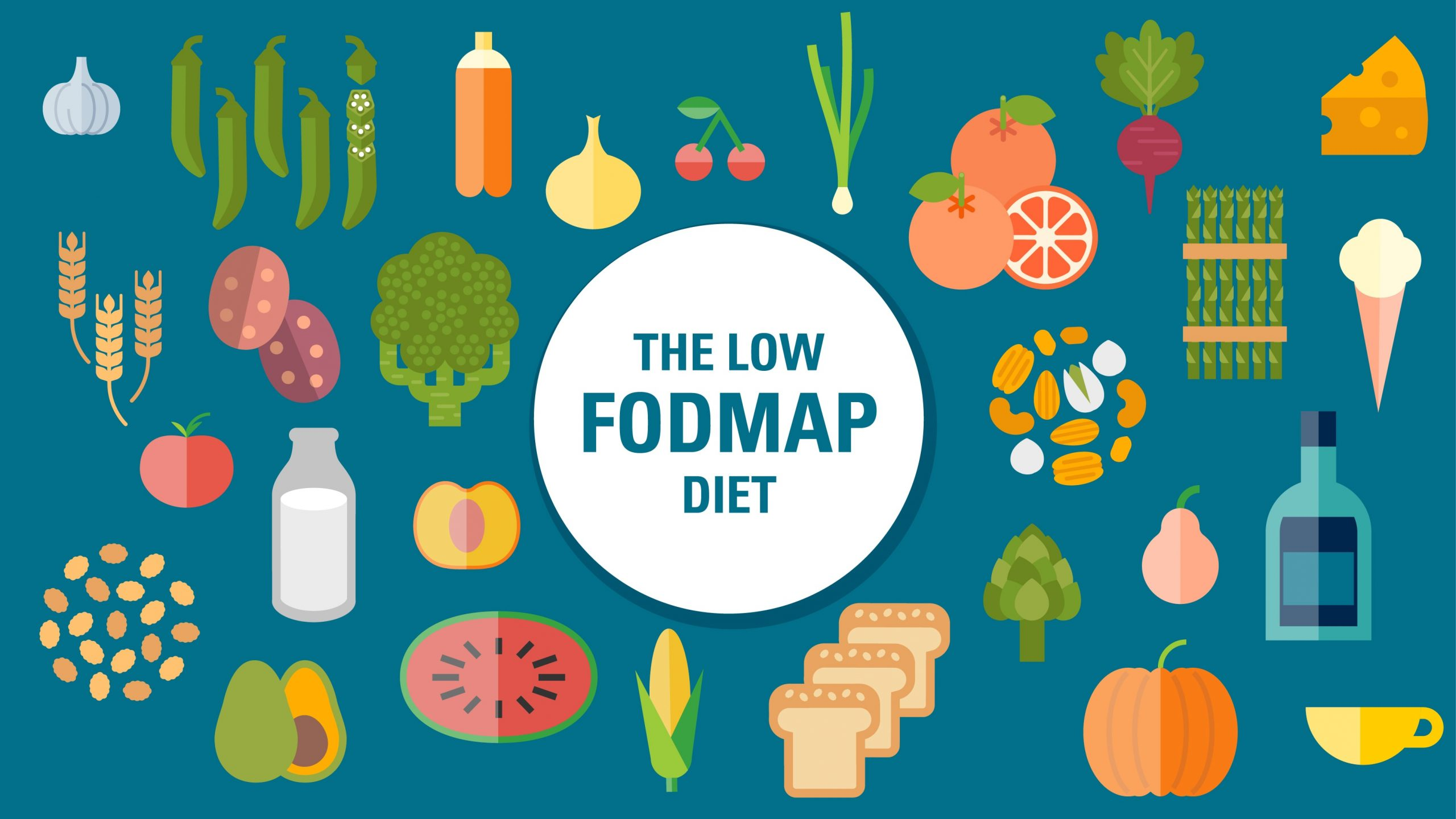 The Perks of Using a FODMAP Diet